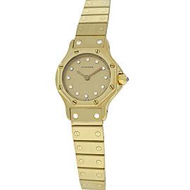 Cartier Octagon 24mm Womens Watch