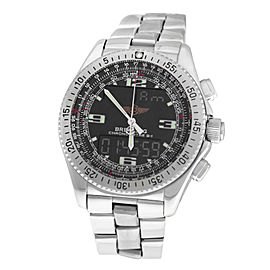 Men's Breitling B1 A78362 Superquartz Stainless Steel 43MM Watch
