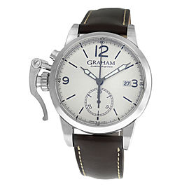 Mens Graham Chronofighter 1965 2CXAS.S02A.L17S Automatic 42MM Watch