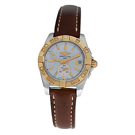 Ladies' Breitling Galactic 36 C3733012 Automatic 36MM MOP Dial Watch