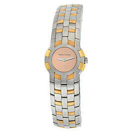 Ladies' Maurice Lacroix Intuition 59858 Steel Gold Quartz 25MM Watch