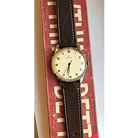 Vintage Omega Jumbo Case Manual Wind Watch