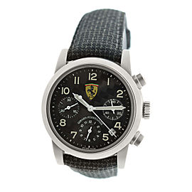 Men's Girard-Perregaux Ferrari 8020 Stainless Steel Automatic 36MM Watch