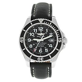 Men's Breitling Superocean A17365 Stainless Steel Automatic 42MM Watch