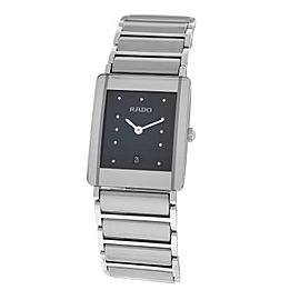 Ladies Rado Diastar 160.0486.3 High Tech Ceramic 24MM Quartz Watch