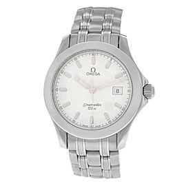 Mens Unisex Omega Seamaster 396.1501 Quartz 36MM Watch