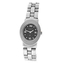 Ladies' Charriol AZURO Stainless Steel 23MM Quartz $1,795 Watch