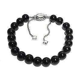 David Yurman Spiritual Bead Bracelet with Black Onyx