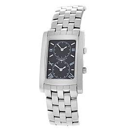 New Midsize Unisex Longines Dolce Vita L56614756 Date Quartz 32mm x 26mm Watch