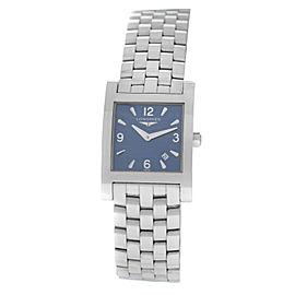 New Ladies' Longines Dolce Vita L5.503.4.98.6 Steel Date Quartz 24mm Watch