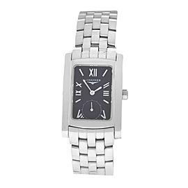 New Ladies' Longines Dolce Vita L5.502.4.75.6 Steel Quartz 22mm x 27mm Watch