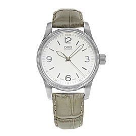 Oris Big Crown 01 733 7649 4031 LS 38mm Womens Watch