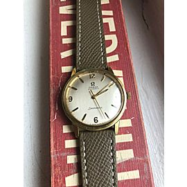 Vintage Omega Seamaster Automatic Gold Filled Watch