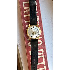 Vintage Omega Gold Automatic Watch