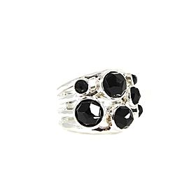 Ippolita Rock Candy Sterling Silver Black Onyx Ring