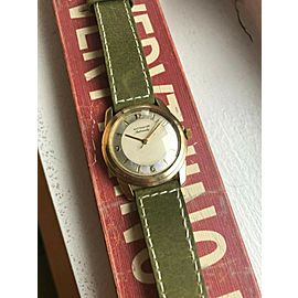 Vintage Wittnauer Gold Capped Manual Wind Watch