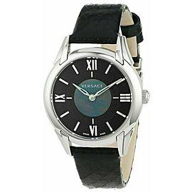 New Versace Dafne VFF01 0013 Gold Steel MOP Quartz 33MM Watch