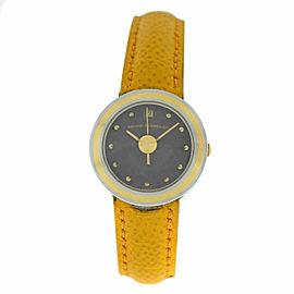Ladies Girard Perregaux Equation Focal Steel Gold 26MM Quartz See Through Watch