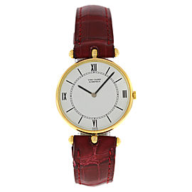 Ladies' Van Cleef & Arpels Ref. 9065 Solid 18K Yellow Gold Mechanical 30MM Watch