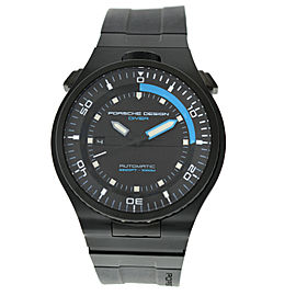 Porsche Design Diver P6780 6780.45.43.1218 PVD Steel 47MM Automatic Watch
