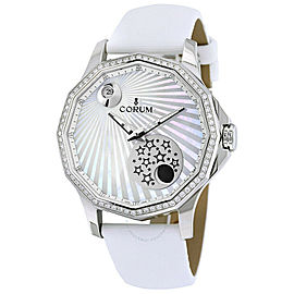 Corum Admirals Cup Legend Mystery Moon 384.101.47/0F49 AA01 Diamond 38MM Watch