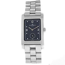 Baume & Mercier Hampton MV045063 Unisex Steel Quartz 24MM Watch