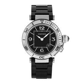 Cartier Pasha W3140003 33mm Womens Watch