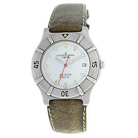 Ulysse Nardin Acqua 53.21 Unisex Stainless Steel Date Quartz 34MM Watch