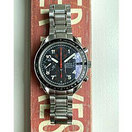 Omega Speedmaster Mark 40 Ref 3513.53.00 Automatic Chronograph Black Dial Watch