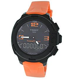Tissot T-Race Touch T081.420.97.057.02 Aluminum Titanium Quartz 45MM Watch
