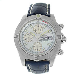 Breitling Galactic Chronograph II A1336410/A569-731P Men's Automatic 44MM Watch