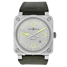 Bell & Ross BR 03-92 HOROLUM Aviation Limited Ed. Automatic 42MM Watch
