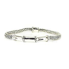 John Hardy Bamboo Sterling Silver Bracelet
