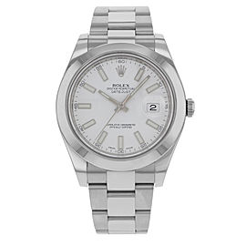 Rolex Datejust II 116300 42mm Mens Watch