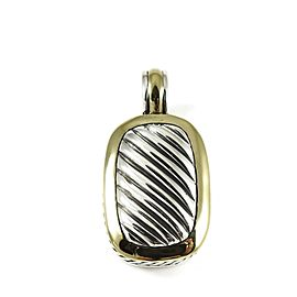 David Yurman Albion Sterling Silver Pendant
