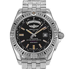 Breitling Galactic A45320B9/BD42-375A 44mm Mens Watch