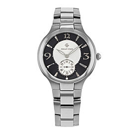 Philip Stein Signature 43-MBW-SS 42mm Mens Watch