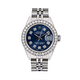 Rolex Datejust 69240 26mm Womens Watch