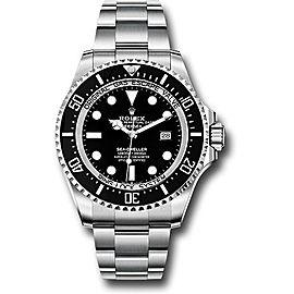 Rolex Deepsea 126660BKSO 44mm Men's Watch