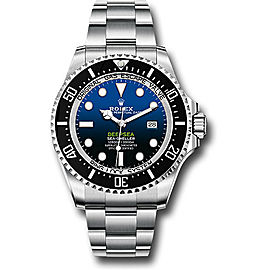 Rolex Deepsea 126660BLSO 44mm Men's Watch