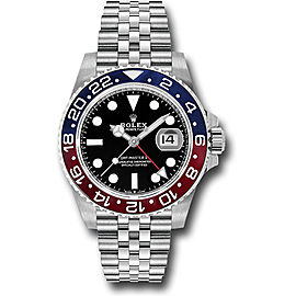 Rolex GMT-Master II 126710BKSJ 40mm Men's Watch