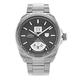 Tag Heuer Carrera WAV511K.BA0901 43mm Mens Watch