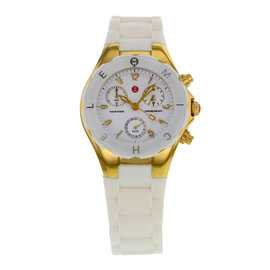 Michele Tahitian Jelly Bean MWW12D000011 36mm Womens Watch