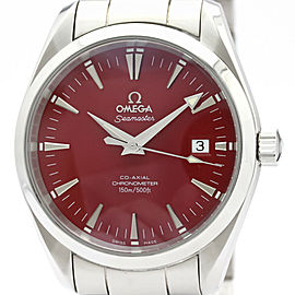 Polished OMEGA Seamaster Aqua Terra LTD Edition Watch 2503.60