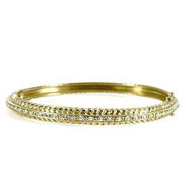 Doris Panos Pythagoras 18k Yellow Gold Diamond Bracelet