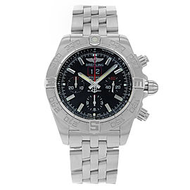 Breitling Windrider A4436010 / BB71-379A 44mm Mens Watch