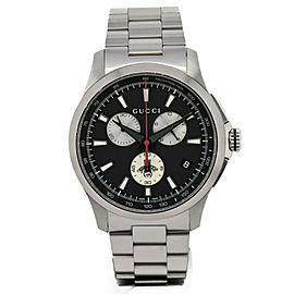 Gucci YA126267 G-Timeless Chronograph Quartz Men's Watch HK-305
