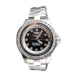 Breitling Aeromarine Colt Ocean 2.75 Ct Diamond Womens Watch