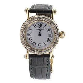 Cartier Lady Diablo 18K Yellow Gold Diamond Quartz Watch