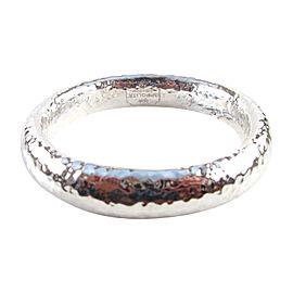 Ippolita Sterling Silver Glamazon Narrow Cuff Bangle Bracelet